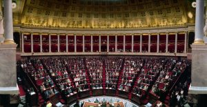 L'hémicycle de l'Assemblée nationale (crédits photo: AN)