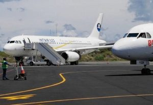 L'Airbus d'Int'Air Îles