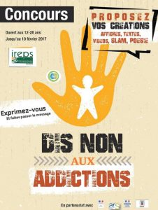 IREPS Non aux addictions