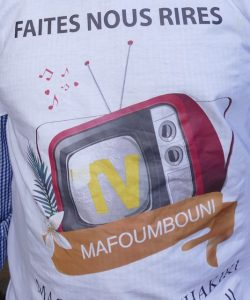 TV mafoubouni Tee shirts