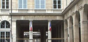 Le Conseil constitutionnel à Paris
