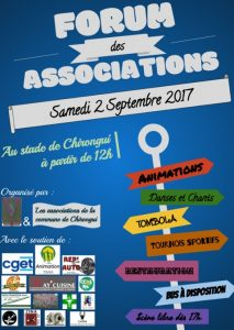 AAA Forum associations Chirongui