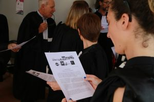 Neuf organisations syndicales ont signé ce tract