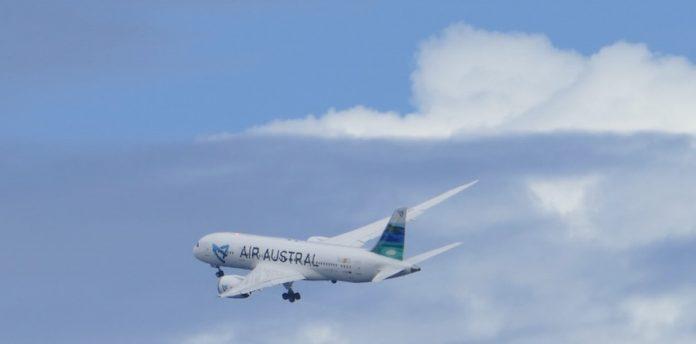 Air Austral, OUtre-mer