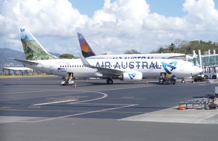 Air Austral, La Réunion, SEMATRA, Mayotte