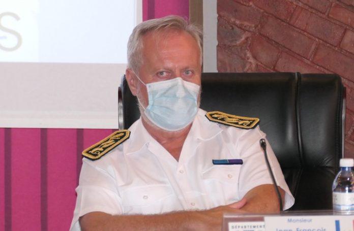 Jean-François Colombet, Mayotte