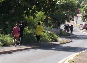 Déconfinement, Mayotte
