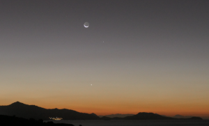 Aïd el-fitr, Mayotte, lune