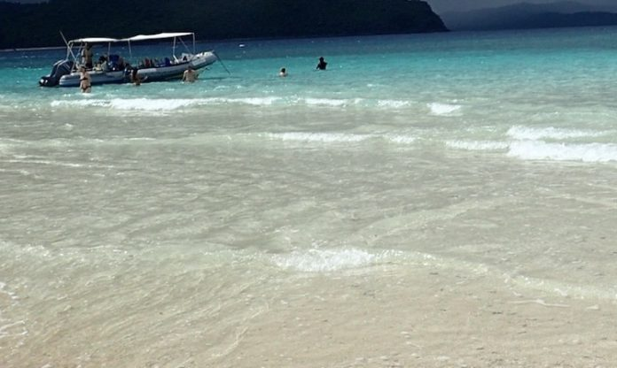 Arrêté, Mayotte, lagon