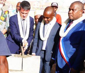 Manuel Valls, Mayotte, CHM