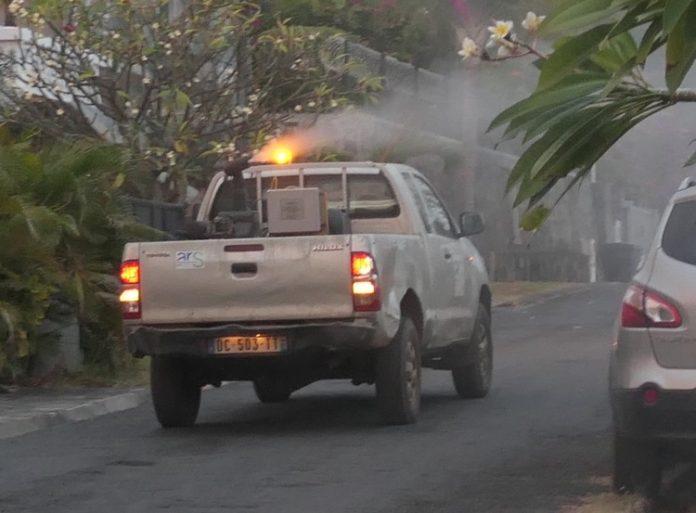 Dengue, Aedes, Mayotte, ARS