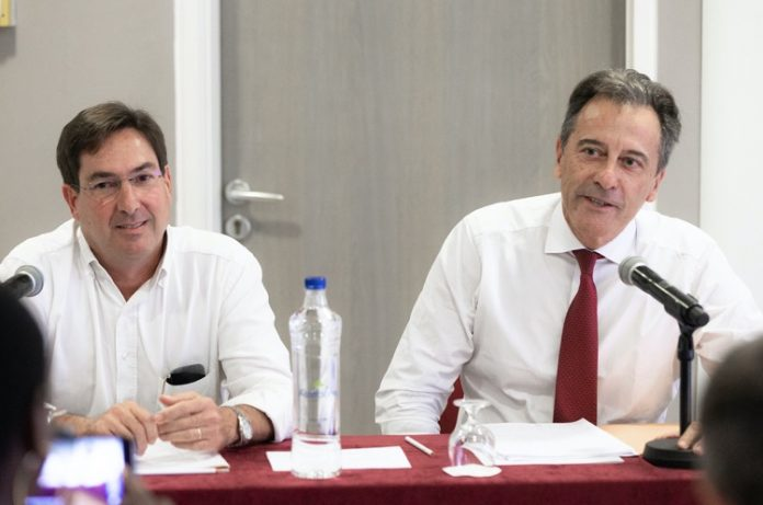 Groupe Bernard Hayot, BDM, Vindémia, Casino, Carrefour