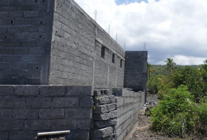 Construction, CODAF, Mayotte