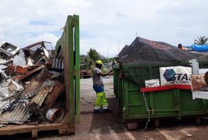 Déchetterie, Mayotte