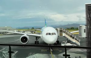 B787, Air Austral, Mayotte