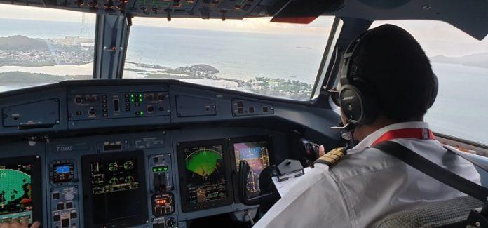Pilote, Ewa Air, Mayotte