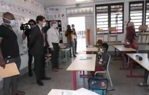 Covid, écoles, Mayotte