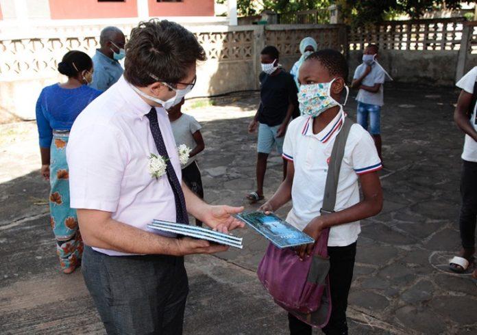 Fables de la Fontaine, Mayotte, rectorat
