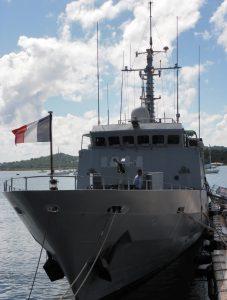 Patrouilleur, Mayotte