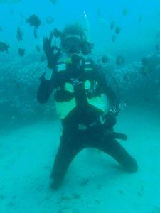 Plongée, Mayotte