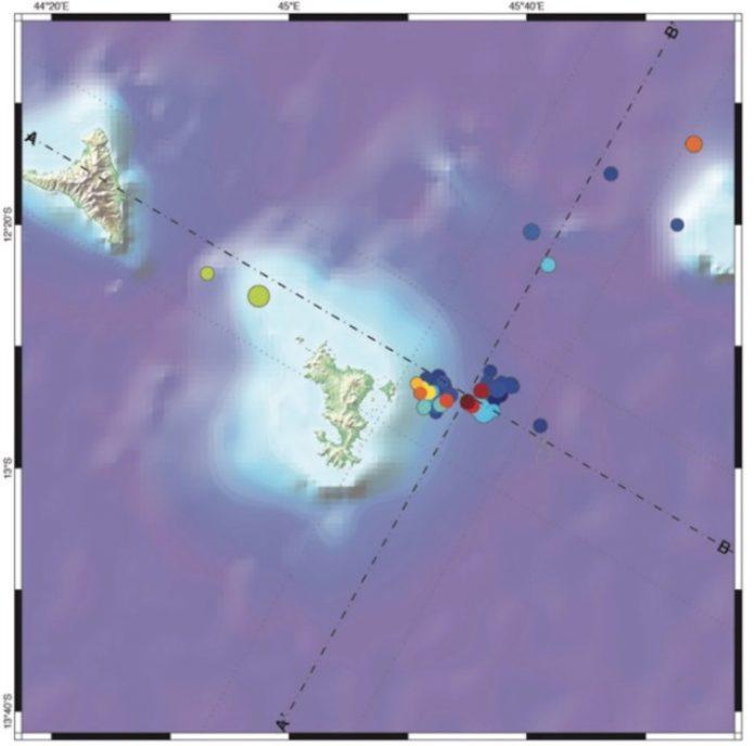 REVOSIMA, Mayotte, IPGP, volcan