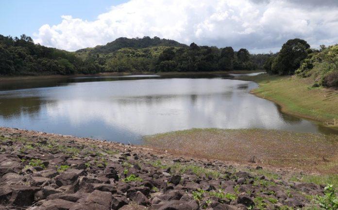 Retenue collinaire, Mayotte, Combani