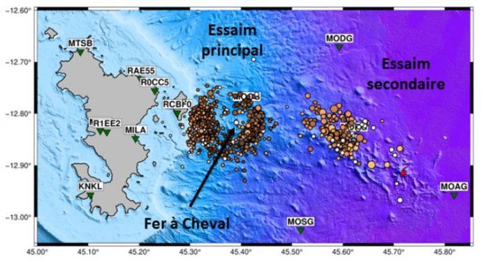 MAYOBS, REVOSIMA, volcan, Mayotte, Lecornu
