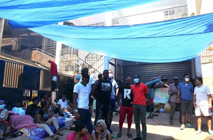 Demandeurs d'asile, OFPRA, CNDA, Mayotte