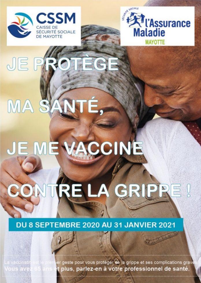 Grippe, Mayotte, ARS, CSSM