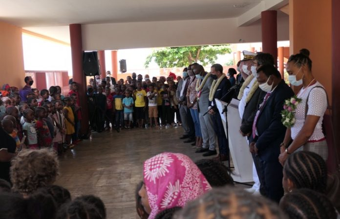 Samuel Paty, Adrien Taquet, Mayotte, Emmanuel Macron