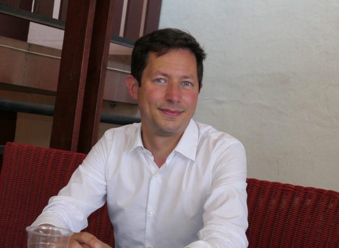 François-Xavier Bellamy, Mayotte, Parlement européen, Mansour Kamardine