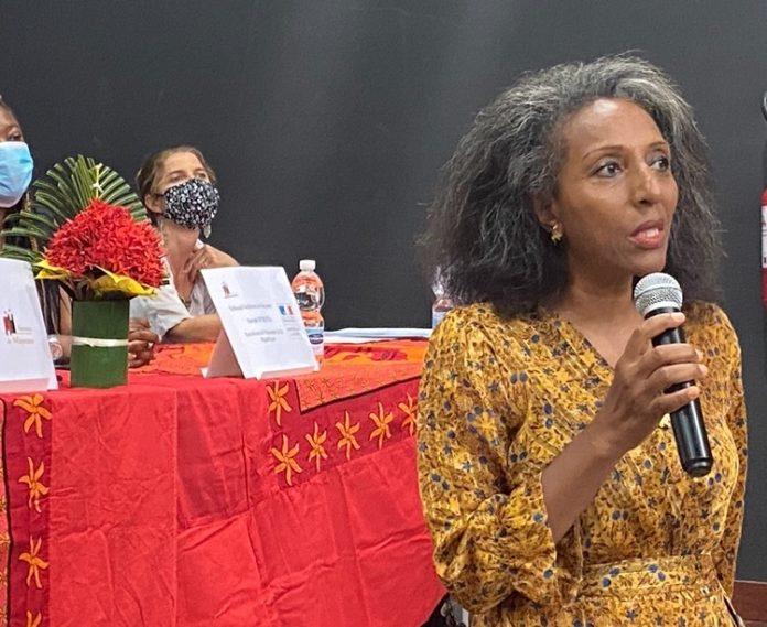 Lutte violences femme, Mayotte