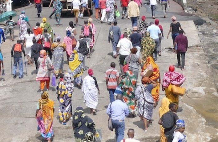 INSEE, recensement, Mayotte