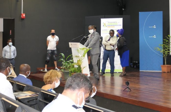 Assises de la sécurité, Mayotte