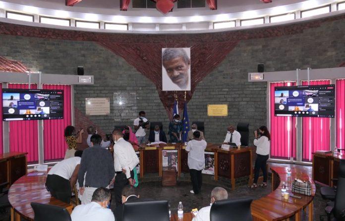 Etat d'urgence, conseil départemental, Mayotte