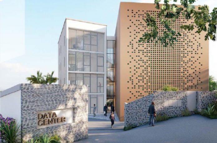 Data center, Mayotte, Banque des Territoires, AFD, Crédit Agricole