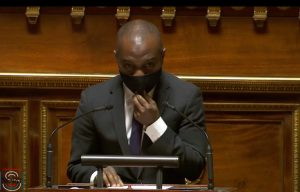 Budget Justice, Sénat, Thani Mohamed Soilihi