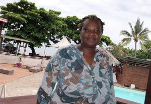 Carla Baltus, confinement, Mayotte