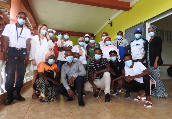 Santé communautaire, Mayotte, Renaudot