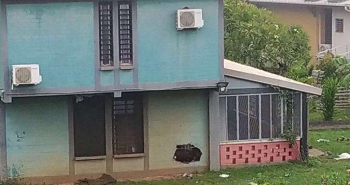 Koungou, décasages, Mayotte