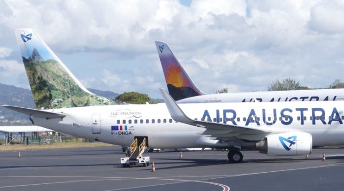Air Austral, Mayotte, SEMATRA, La Réunion