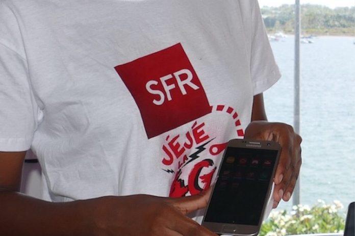SFR, Altice, Mayotte