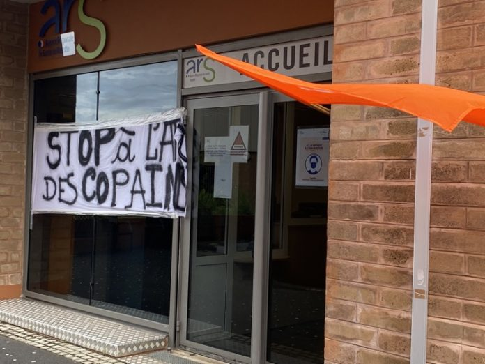 ARS, grève, Mayotte