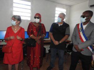 Plateforme numérique, Mayotte