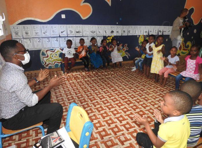 Classe itinérante, rectorat, Mayotte