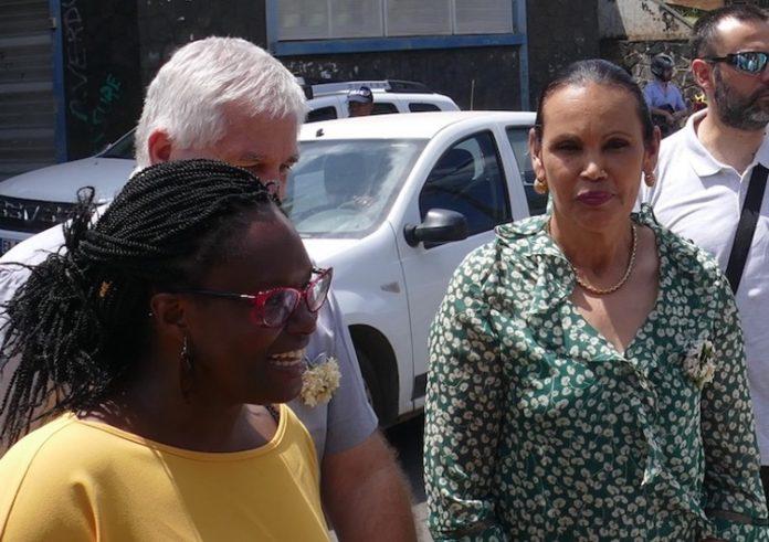CESE, Sarah Mouhoussoune, Mayotte