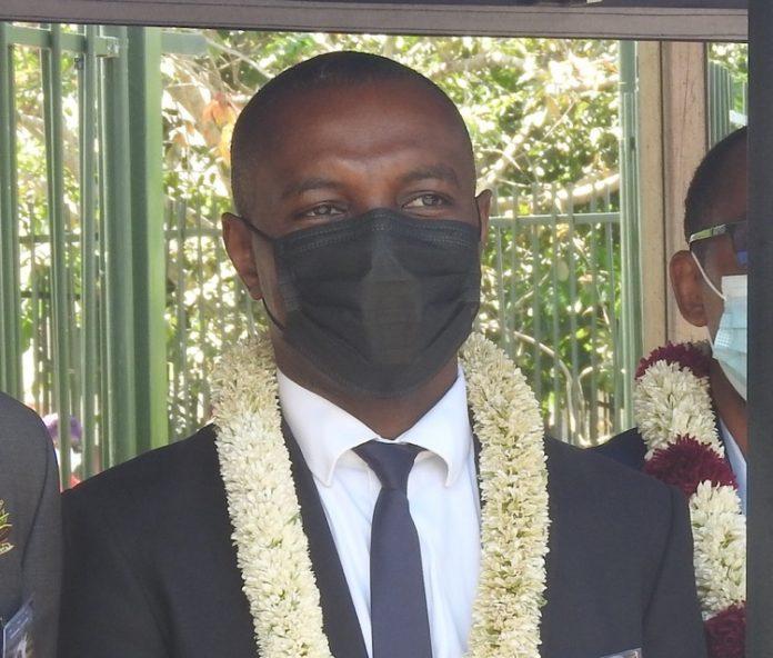 Sébastien Leconru, Thani Mohamed Soilihi, Mayotte
