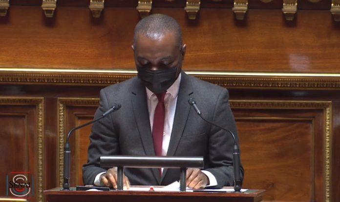 Sénat, Mayotte, THani Mohamed Soilihi, DIFE