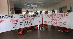 Zena Airlines, Mayotte, Air Austral, La Réunion