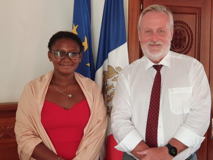 « Prodiges de la République », Marlène Schiappa, Mayotte